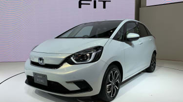 New 2020 Honda Jazz revealed