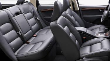 Volvo V70 3.2 Geartronic interior