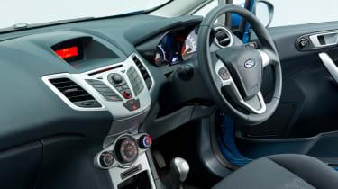 Used Ford Fiesta Mk7 - dash