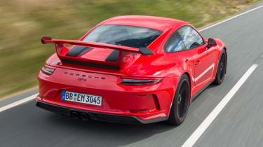 Porsche 911 GT3 - rear