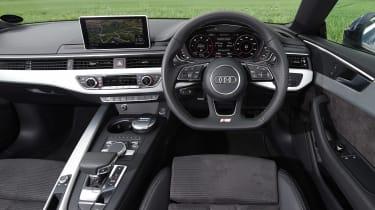 Audi A5 - dash