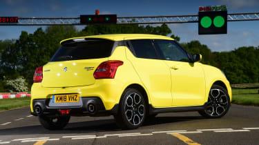 Suzuki Swift Sport - rear