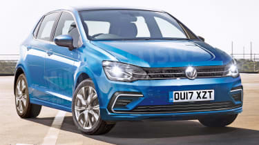 Volkswagen Polo - front (watermarked)