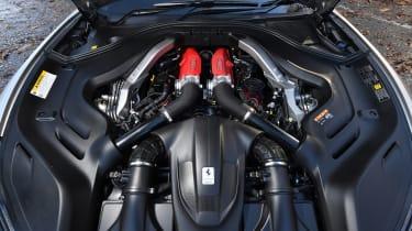 Ferrari Portofino - engine