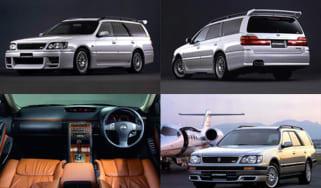 OCTANE - Nissan Stagea