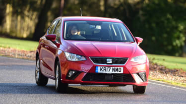 Long-term test review: SEAT Ibiza - first report front