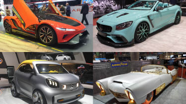 Cars you may have missed - Geneva 2019 - header