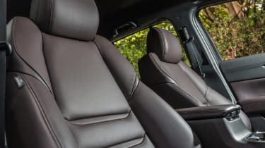 Mazda CX-8 - seats