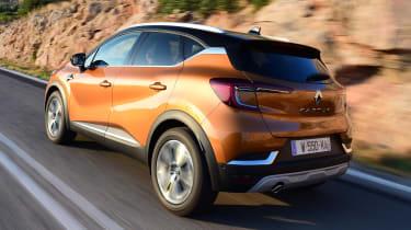Renault Captur - rear