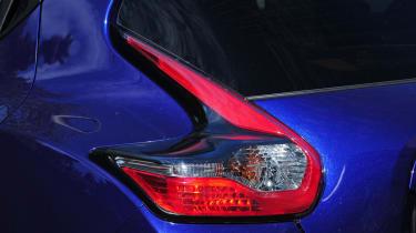New Nissan Juke 2014 brake light
