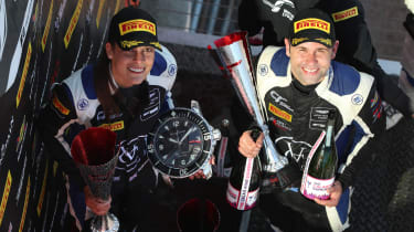 British GT 2018 - trophies
