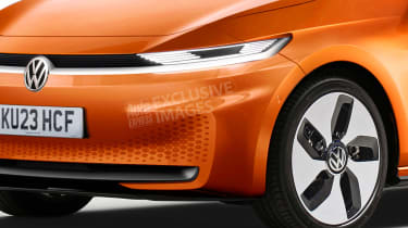 VW ID. Polo - front detail (watermarked)