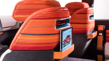Citroen Aircross concept - rear screens
