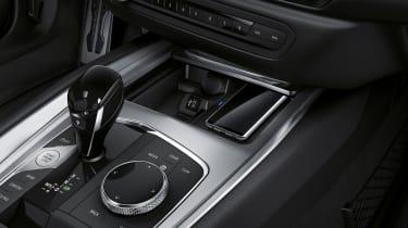 BMW Z4 - gear lever