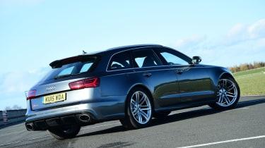 Audi RS6 - rear static