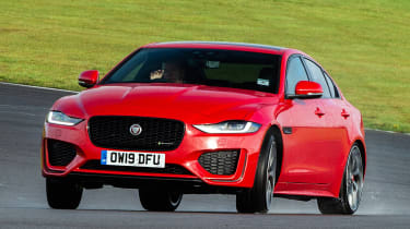Jaguar XE - best long-term cars 2019
