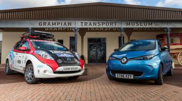 Grampian Transport Museum - header