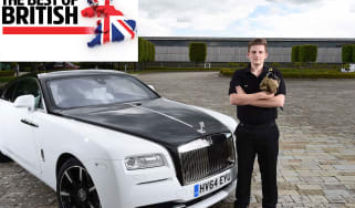 Best of British Rolls-Royce