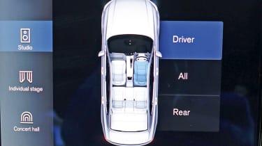 Volvo S90 long-termer - infotainment
