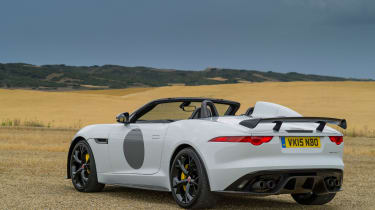All 250 examples of the Project 7 have been sold, with 80 finding homes in the UK.