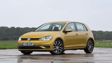 Volkswagen Golf - Front Still