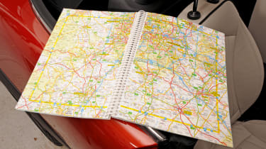 The best road atlas