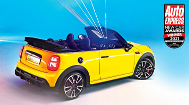 MINI Convertible - New Car Awards 2021
