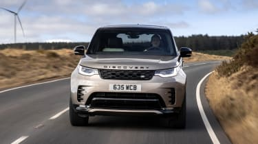 Land Rover Discovery - full front