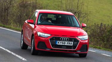 Audi A1 - front action