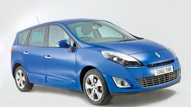 Renault Scenic front static