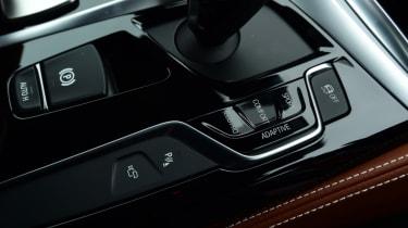 Alpina D5 S transmission