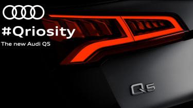 New Audi Q5 teaser