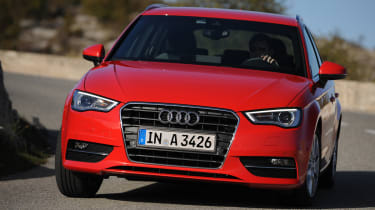 With or without the quattro four-wheel-drive system, the Audi A3 Sportback is great to drive.