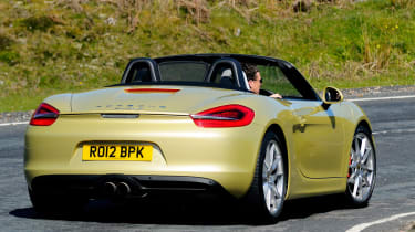 The latest Boxster looks a lot like the old car, but that's no bad thing.