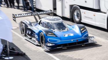 Volkswagen ID. R - Nurburgring track