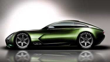 TVR 2016 supercar render