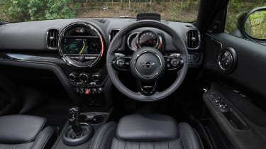 MINI Countryman - dash