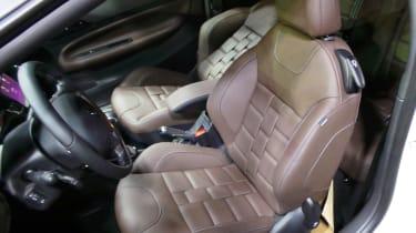 DS 3 hatchback 2016 - interior reveal 2