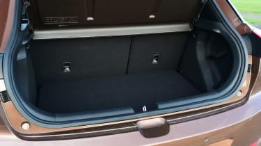 Hyundai i20 - boot