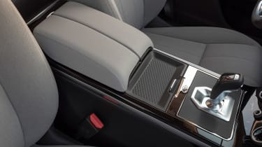 Range Rover Evoque armrest