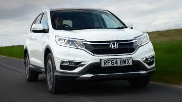 Used Honda CR-V Mk4 - front tracking