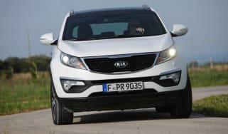 Kia Sportage 2014 front