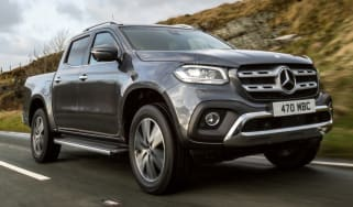 Mercedes X-Class review - lead