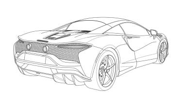McLaren Artura - full rear