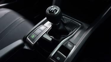 Honda Civic - transmission