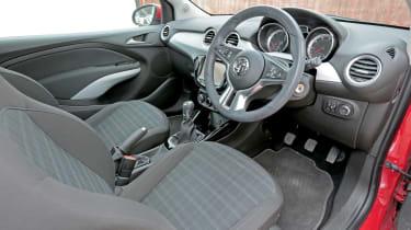 Used Vauxhall Adam - interior