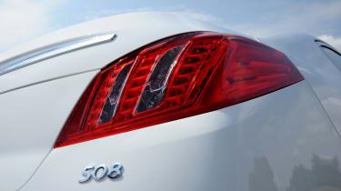 Peugeot 508 badge