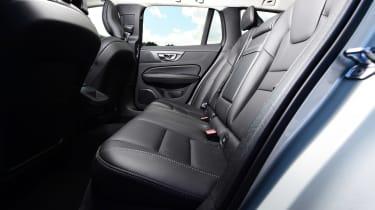 Volvo V60 - seats