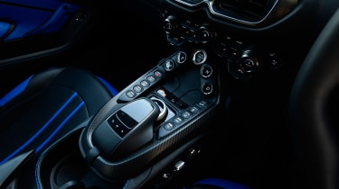 Aston Martin Vantage - transmission
