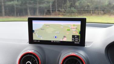 Audi SQ2 - sat-nav